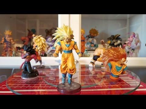 Dragon Ball coleccion de llaveros