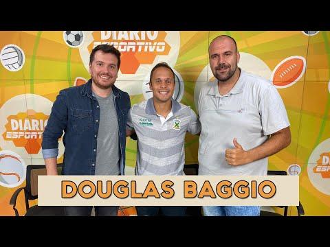 Diário Esportivo com Douglas Baggio