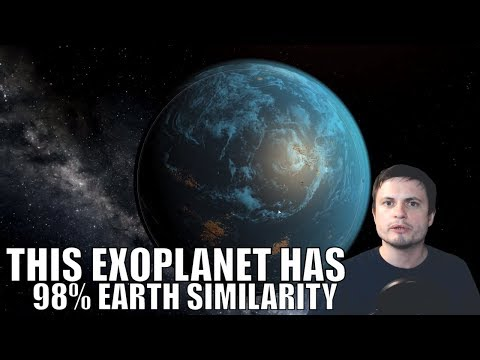 This Unconfirmed Planet Is Most Earth Like Discovered To Date