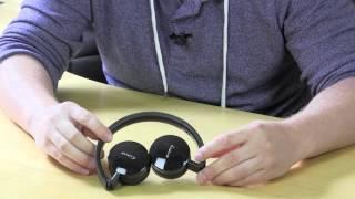 LUXA2 Lavi L Bluetooth Headphones Unboxing & Overview