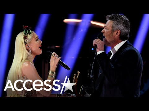 Blake Shelton And Gwen Stefani Only Have Eyes For Each Other In Romantic 2020 Grammys Duet