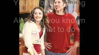Butterfly fly away -  Miley Cyrus and Billy Ray Cyrus LYRICS