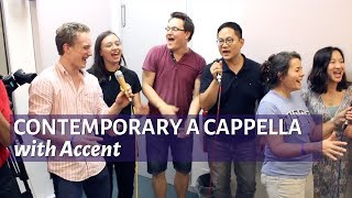 To Noise Making (Sing)   Contemporary A Cappella At Guildhall 2019