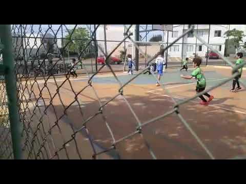 Artur SK Campeonato interquadras Jardim Mangueiral/DF... Contra ataque e gollll