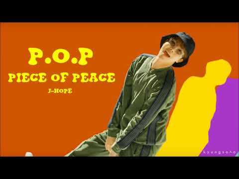 "[3D AUDIO] J-HOPE ""P.O.P (Piece Of Peace) Pt. 1"""