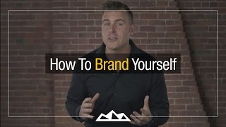 How to Brand Yourself/Business, Define Your Values and Standout in Your Market | Dan Martell