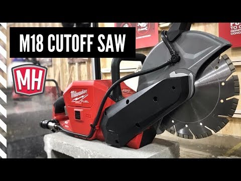 New M18 Cutoff Saw