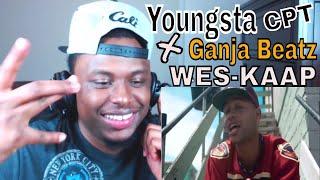 YoungstaCPT X Ganja Beatz   WES KAAP (Official Video)   Reaction