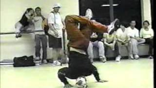 Breakdance - Hip Hop Battle