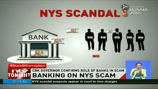 Banks targeted in NYS scam probe - VIDEO