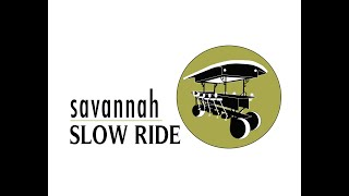 Savannah Slow Ride Intro