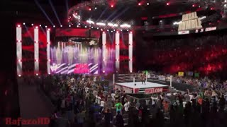 WWE 2K15 [SIMULATION] - Royal Rumble 2014 Highlights [HD]