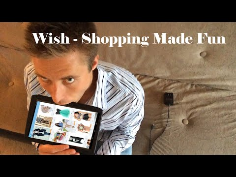 Wish | App Review | Shopping Made Fun!