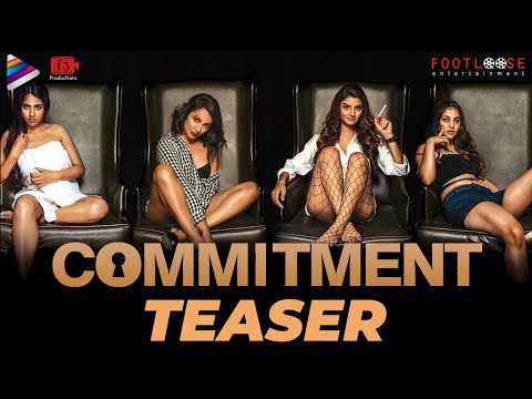 Commitment Telugu Movie Teaser