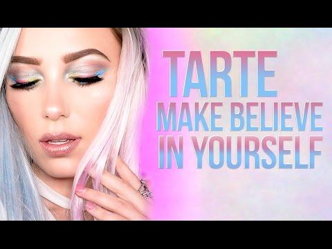 Make Believe In Yourself Eye & Cheek Palette by Tarte #4