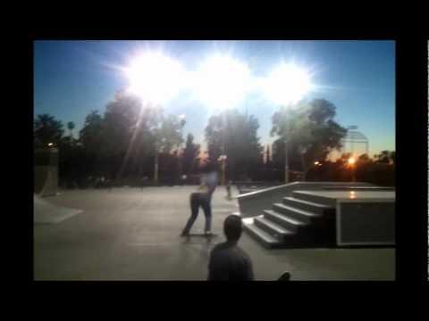 Samarria Brevard Skate video