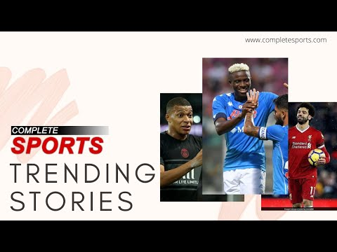 Trending On Complete Sports 06.10.2021