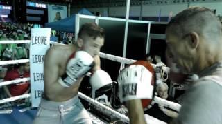 leone 1947 boxing gloves review - Kênh video giải trí dành
