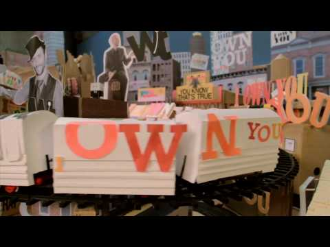 Wax Tailor Ft. Charlie Winston - I Own You (Official video)