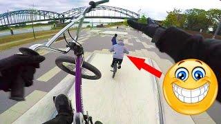 GoPro BMX STREET #6 - ДВА ЧОКНУТЫХ РУССКИХ