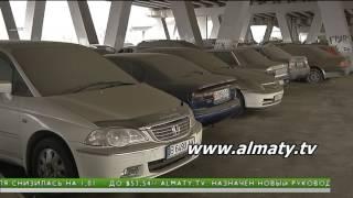 Штрафстоянки Алматы собираются освободить от старых машин