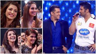 Salman Khan's Ultimate Fun With Sunil Shetty & Riteish Deshmukh Made Actresses Laugh Out Loud