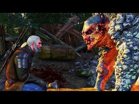 Gameplay de The Witcher 3: Wild Hunt Game of the Year Edition