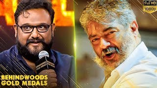 Viswasam director Siruthai Siva thanks Ajith fans for the Response