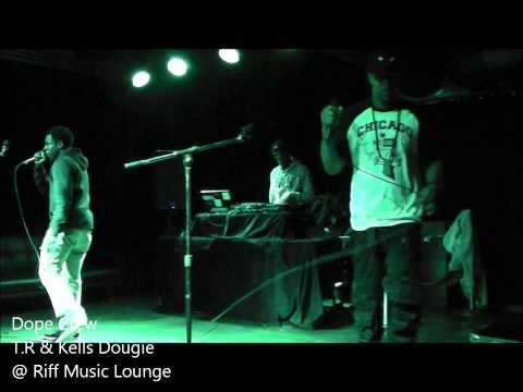 Kells Dougie & T.R Riff Music Lounge Performance
