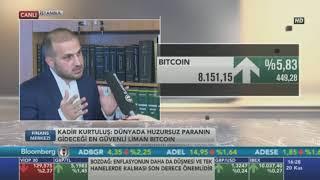 Bitcoin Piyasasındaki Yükseliş - BloombergHT - 20.11.2017
