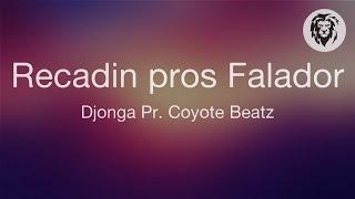 Djonga   Recadin Pros Falador Pr Coyote Beatz (Letras)