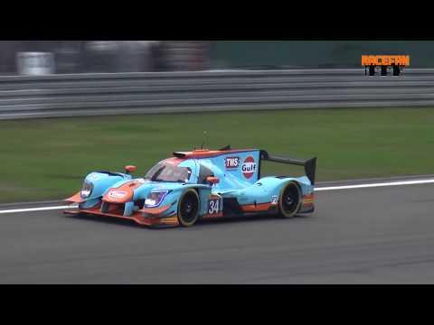 LMP2 Ligier JS P217-Gibson Gulf Tockwith Motorsport WEC Nürburgring 2017