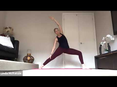 Yoga and Mindfulness with Linda GSCC Staff Session 21 October 2020