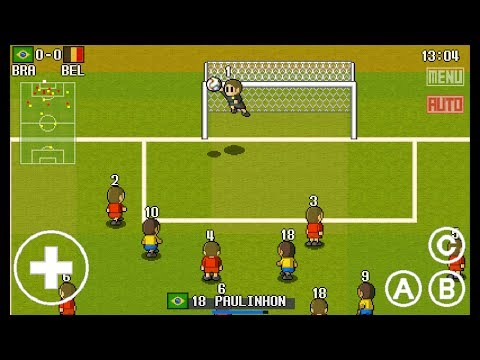 Video of PORTABLE SOCCER DX Lite