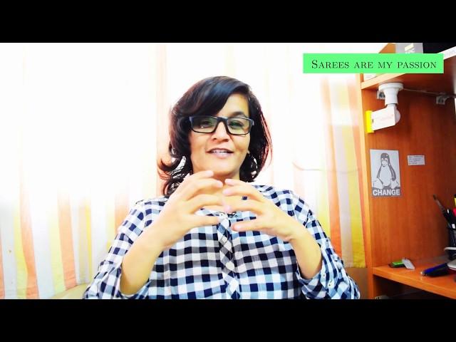 106 Wanna look Slim and Sleek in Sarees?  #BinduLakshmiKankipati #Sareesaremypassion