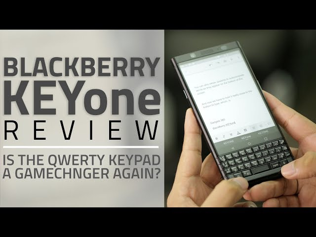 BlackBerry KEY2 vs BlackBerry KEYone: Price, Specifications