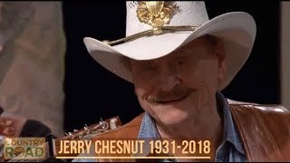 "Songwriter Jerry Chesnut - ""It's Four in the Morning"""