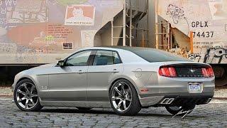 4-Door Mustang?