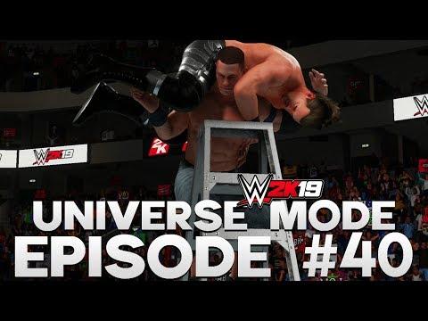 WWE 2K19 | Universe Mode - 'UNFORGIVEN PPV!' (PART 4/4) | #40