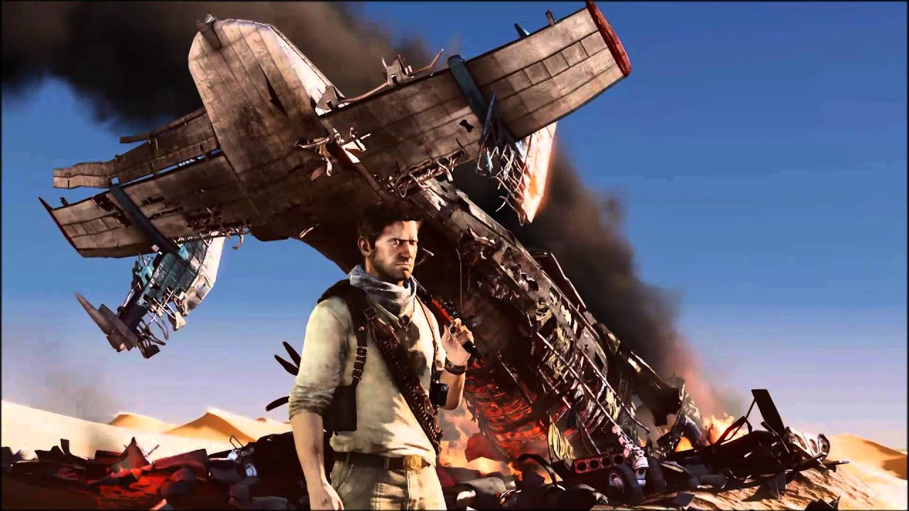 UNCHARTED 3: Drake's Deception – Race to the Ring on Spike TV Premiere