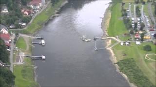 preview picture of video 'Basteibrücke in de Sächsische Schweiz'