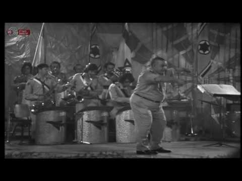 תכנית בידור נוסטלגית באורך מלא עם תזמורת חיל האוויר משנת 1970