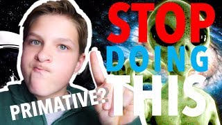 Stop Judging the Human Race, Aliens (SDT Ep. 4)