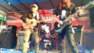 Yoss Band Ft. Asep Doel - Sudrun (Live Cover Song By Iwan Fals)