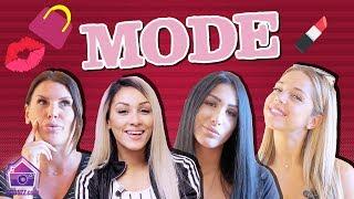 Les Anges/MELAA3 : Maddy, Elsa, Léana, Rawell... Et la mode !