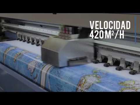 Allwin Industrial para Gigantografias C1024i