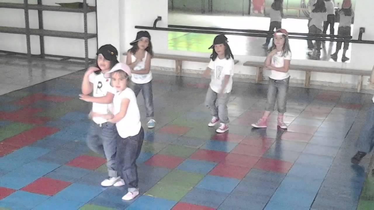 Bailarinas del Rap