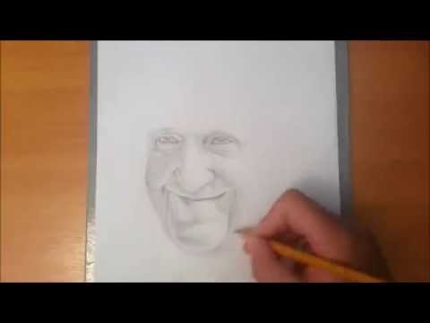 Speed art - František