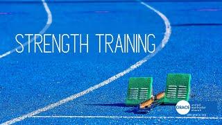 Olympics of Faith – Strength Training!