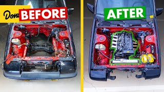Engine Swapping James' AE86 - Was it Worth It?